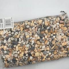20 kg white mesh of MIXCOLOR Hawaii gravel 12-20 mm Canteras el Cerro Garden Accessories & decoration Stone Multicolored