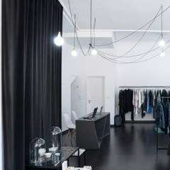 SCAR-ID atelier Minimalistische Ladenflächen