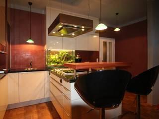 Überblick zur Küche von homify Ausgefallen