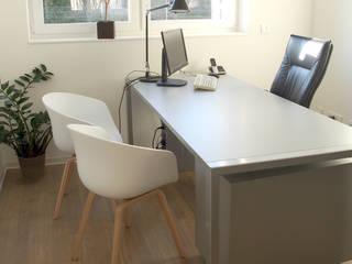 Oficinas de estilo moderno de Einrichtungsideen Moderno
