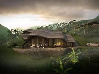 Egzotyczne domy od designyougo - architects and designers Egzotyczny