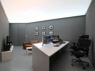 Nowoczesne domowe biuro i gabinet od designyougo - architects and designers Nowoczesny