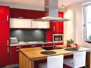Cocinas de estilo  por Gerber GmbH, Moderno