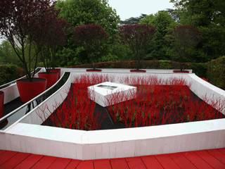 Garden by Planungsbüro STEFAN LAPORT,