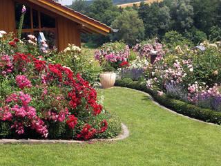 庭院 by Planungsbüro STEFAN LAPORT