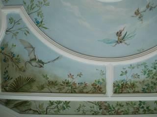 Wandmalerei & Oberflächenveredelungen 客廳