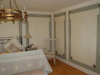Wandmalerei & Oberflächenveredelungen 臥室