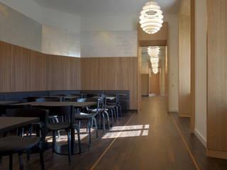 Edelmetallbeschichtung Moderne Gastronomie von Wandmalerei & Oberflächenveredelungen Modern