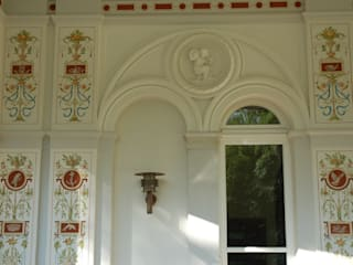 Wandmalerei & Oberflächenveredelungen Balcones y terrazas clásicos