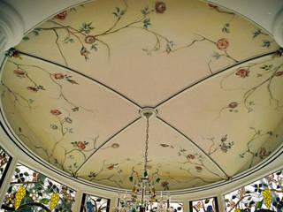 Salas de estar  por Wandmalerei & Oberflächenveredelungen