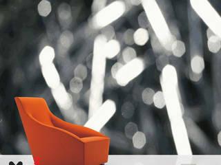 Paredes y suelos de estilo  de vanHenry interiors & colours