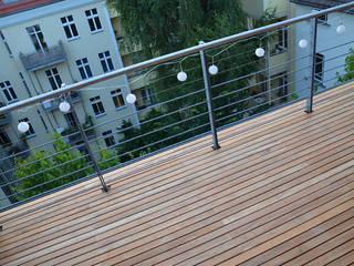 Teak Terrasse :  Terrasse von BioMaderas GmbH