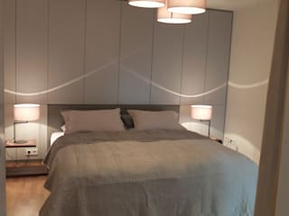 Modern Bedroom by berlin homestaging Modern