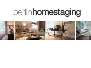 berlin homestaging 现代客厅設計點子、靈感 & 圖片
