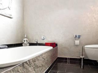 Wandbeschichtungen: ausgefallene Badezimmer von Farbagent - Malerbetrieb in Berlin und Brandenburg