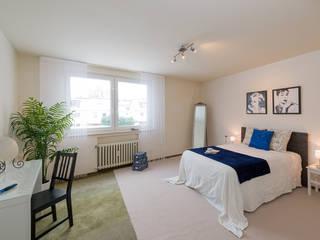 raumessenz homestaging:  tarz Yatak Odası