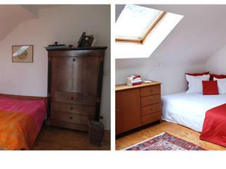 Bewohnte Immobilie - freistehendes Einfamilienhaus von Homestaging Klassisch