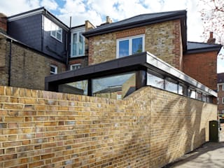 Whitton Road 現代房屋設計點子、靈感 & 圖片 根據 Phillips Tracey Architects 現代風