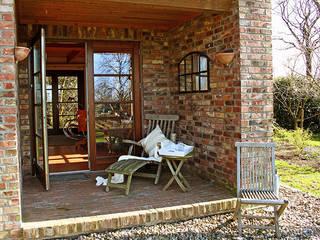 Kırsal Balkon, Veranda & Teras wohnhelden Home Staging Kırsal/Country