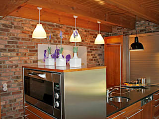 Cocinas de estilo rural de wohnhelden Home Staging Rural