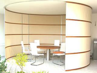 Balcones y terrazas de estilo moderno de Peter Rohde Innenarchitektur Moderno