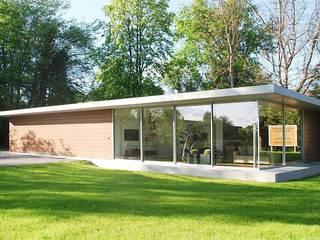 Neubau Gartenpavillon Überlingen:  Häuser von Peter Rohde Innenarchitektur,Modern