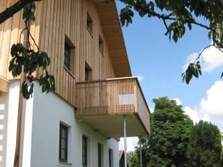 Casas rurales de Architekt Armin Hägele Rural