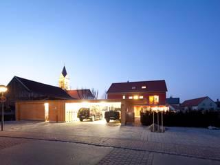 House by Architekt Armin Hägele