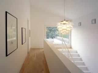 Ingresso & Corridoio in stile  di Architektur & Interior Design