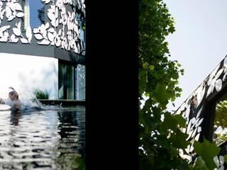 Casas de estilo  por [lu:p] Architektur GmbH