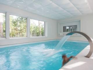 Modern Pool by [lu:p] Architektur GmbH Modern