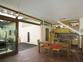 Salas de jantar por [lu:p] Architektur GmbH