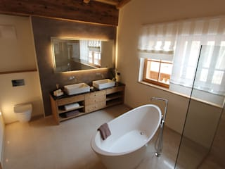 Badezimmer im Landhausstil von homify Landhaus