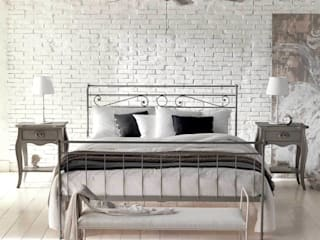 Dormitorios de estilo ecléctico de Egger´s Einrichten INETRIOR DESIGN Ecléctico