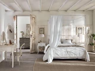 Eclectic style bedroom by Egger´s Einrichten INETRIOR DESIGN Eclectic
