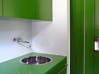 Villa L:  Küche von Architektur & Interior Design
