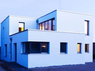 Casas de estilo  de ZappeArchitekten