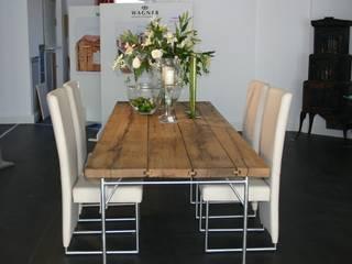 Wagner Möbel Manufaktur GmbH & Co. KG의  다이닝 룸