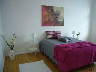 Eigentumswohnung in Potsdam: modern  von FLAiR Home Staging,Modern