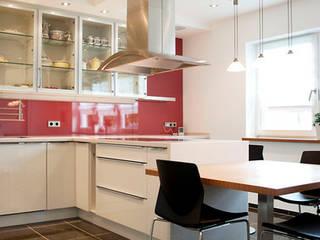 Cocinas de estilo  por Strotmann Innenausbau GmbH