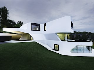 Houses by J.MAYER.H,