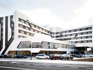 Hoteles de estilo  por J.MAYER.H,