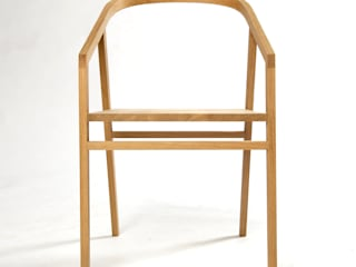 Wellington Chair in Oak od Young & Norgate Nowoczesny