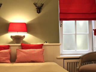 Sylt Wohnzimmer von Phillys Interior Design