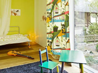 Modern Kid's Room by Innenarchitektur Berlin Modern