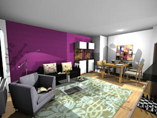 Living room by Einrichtungshaus & Innenarchitektur Jablonski GmbH