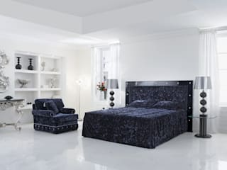 Finkeldei Polstermöbel GmbH Camera da letto