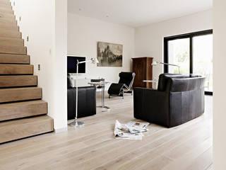 Modern living room by Sieckmann Walther Architekten Modern