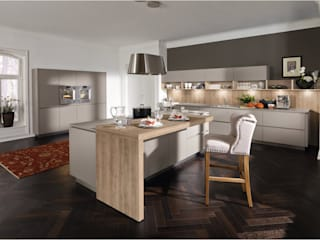 Modern kitchen by ALNO AG Modern