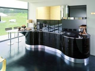 Modern kitchen by Küchengaleria Oßwald GmbH Modern